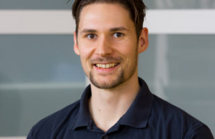 Physiotherapeut Marcus Protze