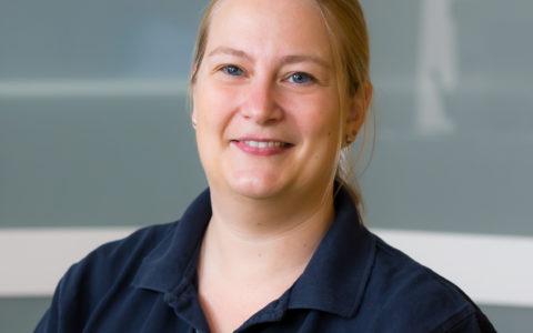 Physiotherapeutin Birgit Drewes