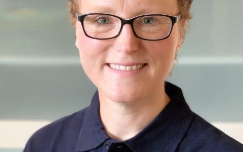 Physiotherapeutin Kirsten Himmel