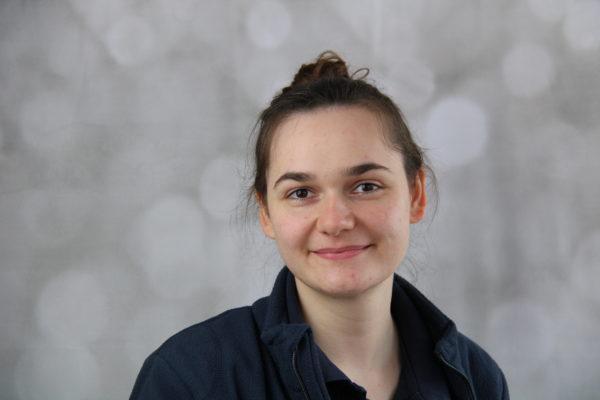 Physiotherapeutin Katharina Quaschnik