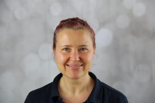 Physiotherapeutin Regina Ruhkieck