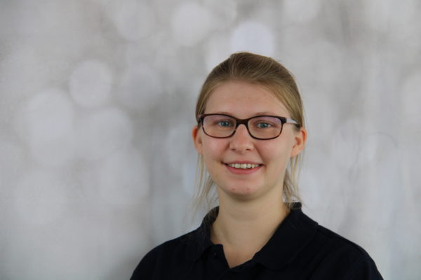 Physiotherapeutin Anika Tamara Baumer